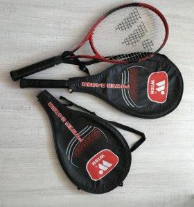 Две ракетки для тенниса