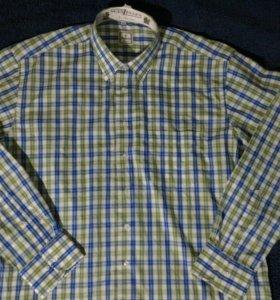 Рубашка VanLinnen XL. Новая.
