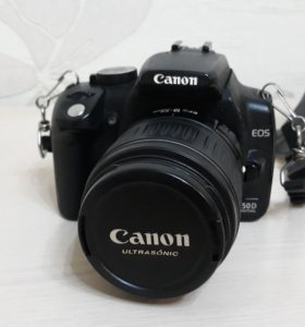 Фотоаппарат Canon EOS 350D.