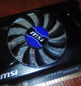 Видеокарта MSI GTX 750 Ti 2 GB (N750 TI-2GD5/OCV1)