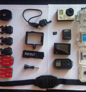 Gopro hero 3 black