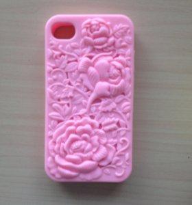 Чехол на iPhone4s