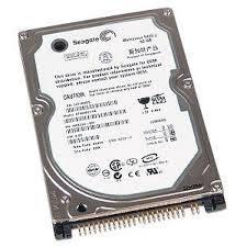 """HDD """"Fujitsu"""" 2.5', 120GB iDE"""