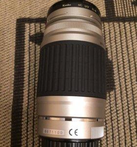 Объектив SMC Pentax- FA J 74-300 mm