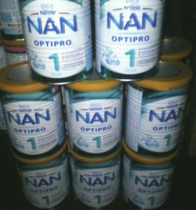 Нан 1 optipro 400 гр
