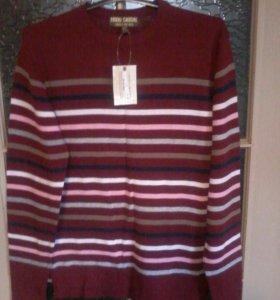 Новый  теплый свитер!!!