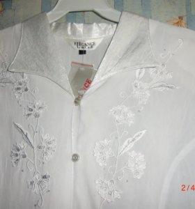 блузка р.54-56 новая