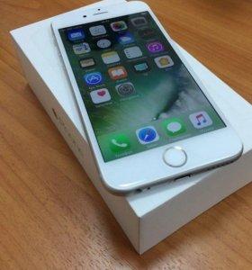 iPhone 6/16gb Silver