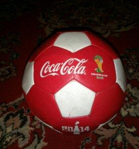 Мяч coca cola 2014