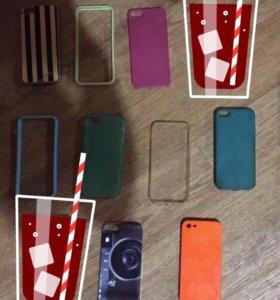 Продам чехлы на iPhone 5/5s/5se