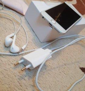iPhone 6,16г,без отпечатка.