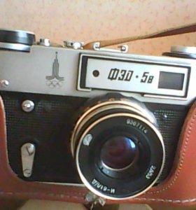 Фотоаппарат-ФЭД-5-В
