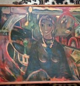 Картина Ворошилова И