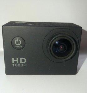 Новая Экшн- камера в идеальном состоянии