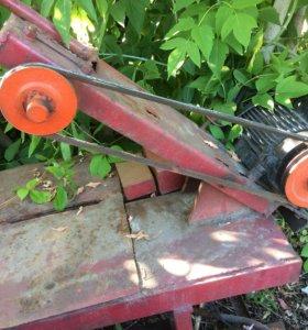 Станок для резки арматуры и дерева
