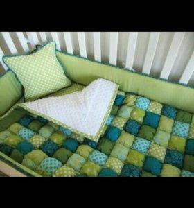 Бомбон одеяло(пошив)