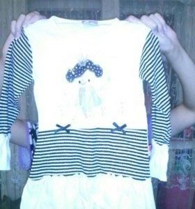 Платье , 2-3 годикм