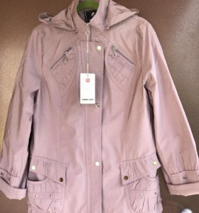 Новая куртка 50-52 размера.