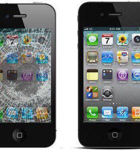 Замена дисплея iPhone 4/4s,5/5s,6/6s