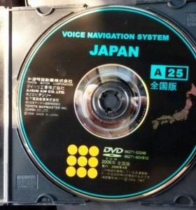 Копия загрузочного диска для японских автомагнитол