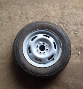 1 колесо на ваз r13