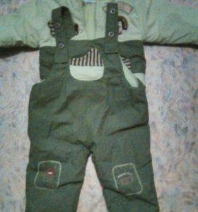 Комплект куртка штаны