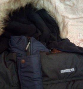 Куртка теплая зимняя спецодежда