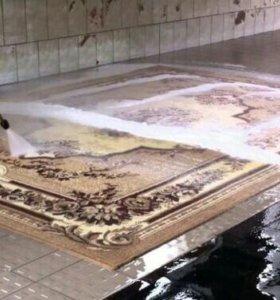 стирка ковров химическа кв метр 80руб.