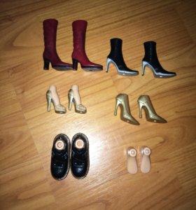 Игрушечная обувь для братц