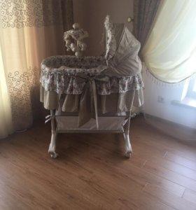 Колыбель-кроватка детская