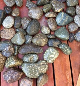 Камни для бани яшма и порфирит