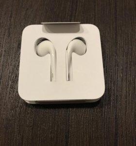 Наушники Apple EarPods 3,5 mm