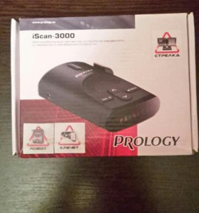 Радар PROLOGY ISCAN 3000