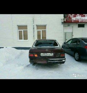 Mercedes-Benz E-класс 2.8АТ,