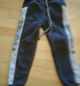 Брюки на мальчика джинсы и утепленные