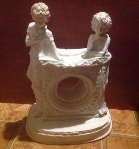 Продам скульптуру под часы
