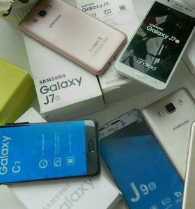 "Новый 5,5""""Samsyng Galaxy C7,, гарантия"