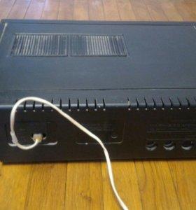 Кассетный магнитофон - приставка Маяк-233
