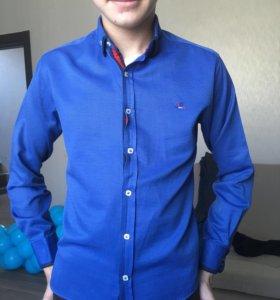 Рубашка мужская на рост до 160см