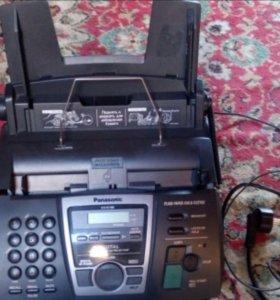 Факсимильный аппарат (факс) Panasonic