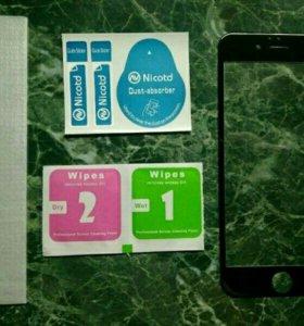 Защитное 3d стекло iPhone