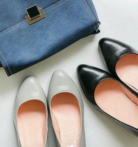 Новые туфли 38 и 37 размер