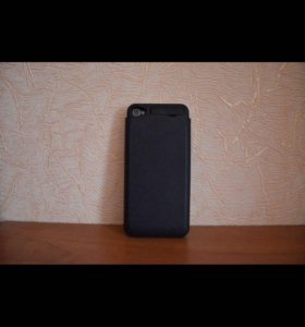 Портативный чехол на айфон 4s
