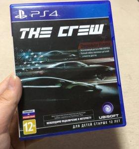 Игра The Crew на PS4