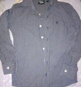 Рубашки ,рост 134