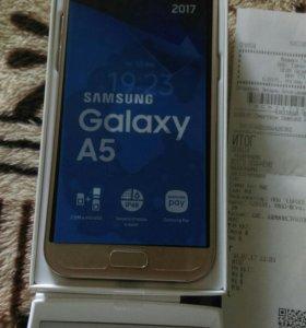 Samsung Galaxy A 5 (2017)