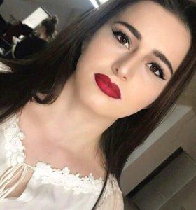 Модели на Make up