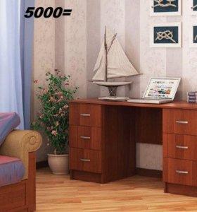 Стол письменный пкс-5 тхм