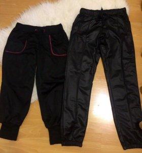 Спортивные штаны и бриджи