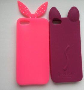 Чехлы на iPhone 5/5s/5c